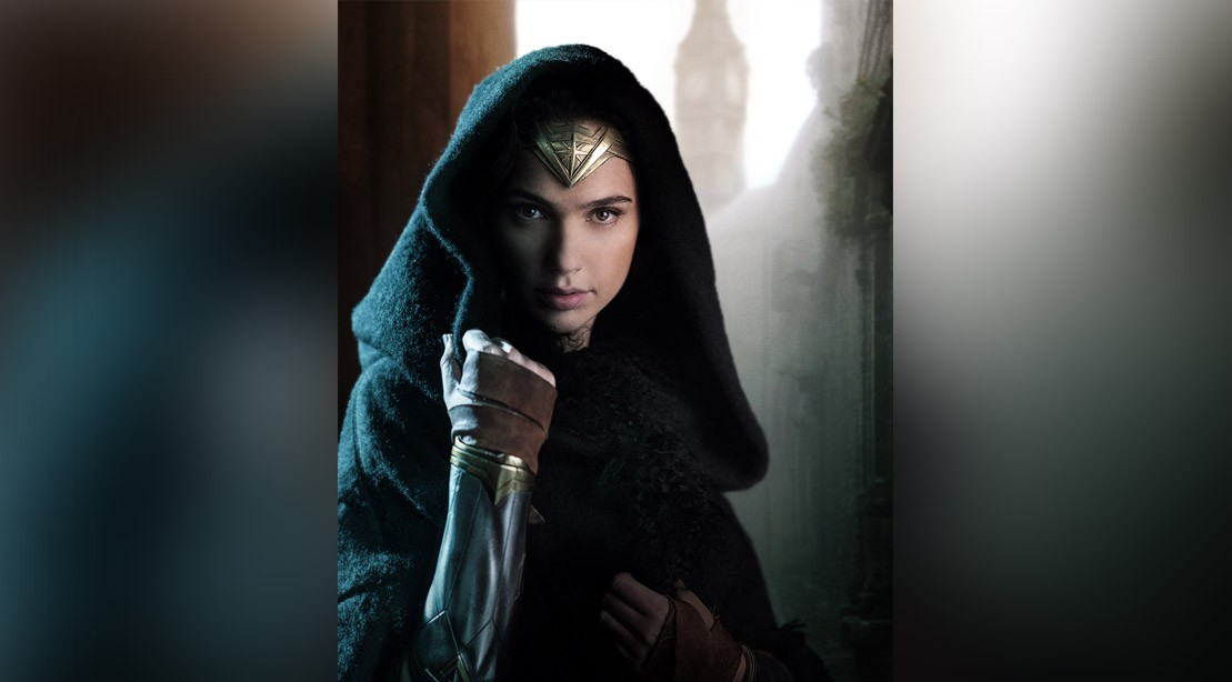 The New 'Wonder Woman' TV Spot is Badass and Funny