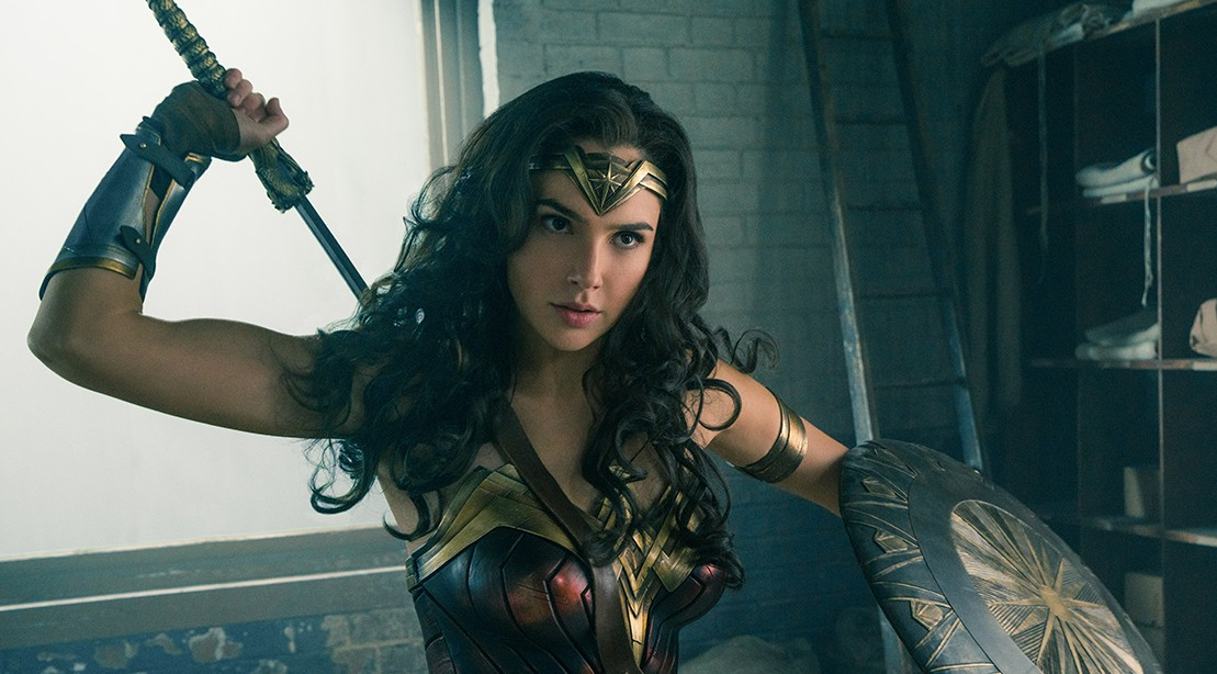 Gal Gadot kicks ass in new 'Wonder Woman' origin story trailer