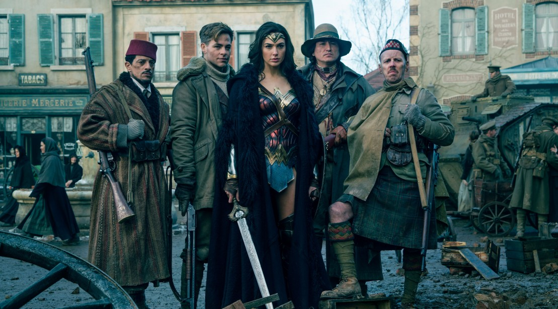 Watch: Six New 'Wonder Woman' Clips Released
