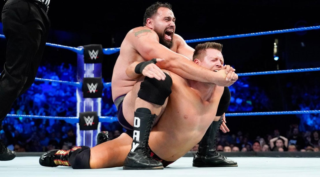 'Smackdown' Recap: Daniel Bryan, The Miz, Rusev and More Compete in a Grueling Gauntlet Match