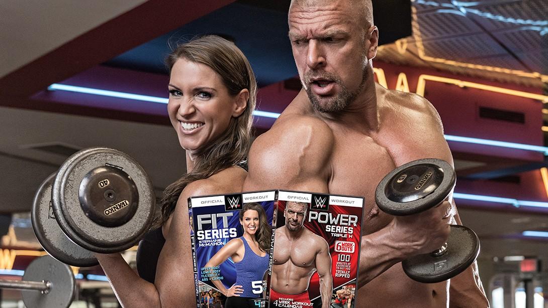 wwe workout series