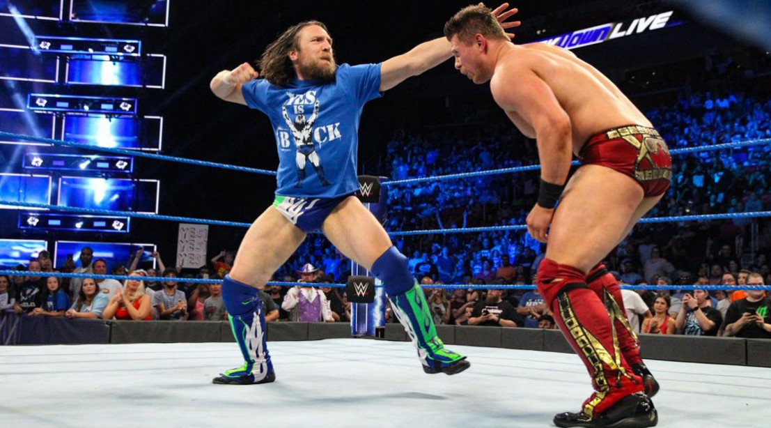 'Smackdown' Recap: Daniel Bryan and Brie Bella Launch a Suprise Attack on The Miz and Maryse