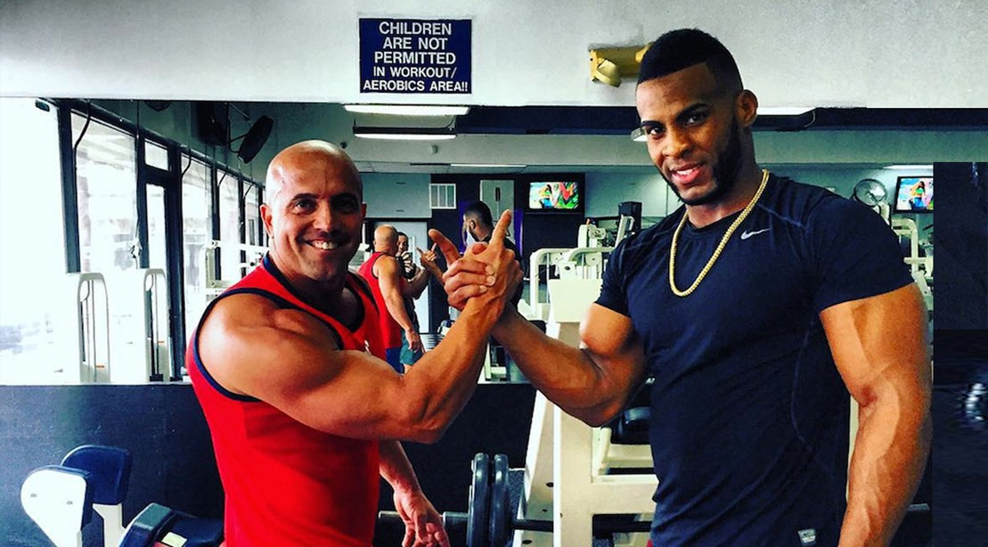 Yandy Diaz, Cleveland Indians, Muscular And Jacked