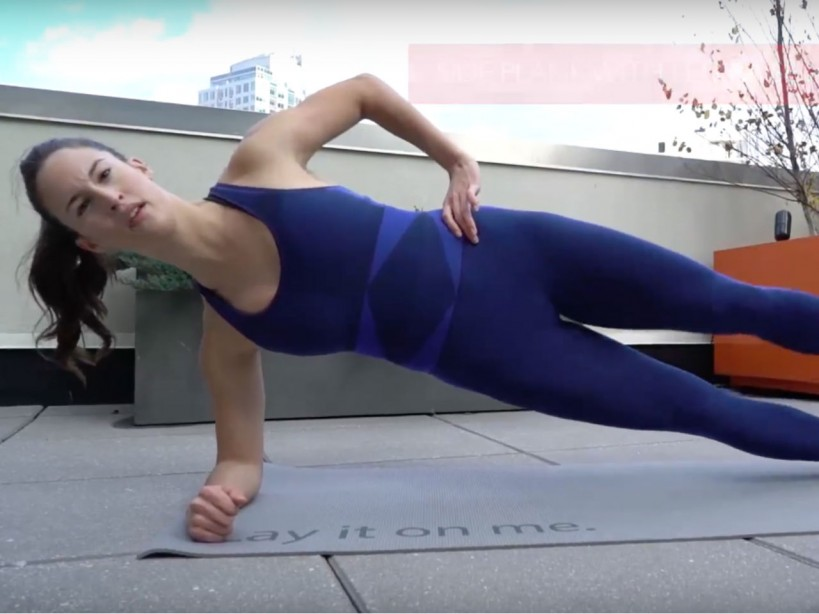 The Do-Anywhere Bodyweight Program: Abs