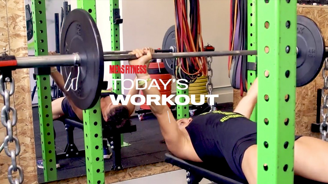 The 5-day Total-body Strength-building Challenge: Day 5
