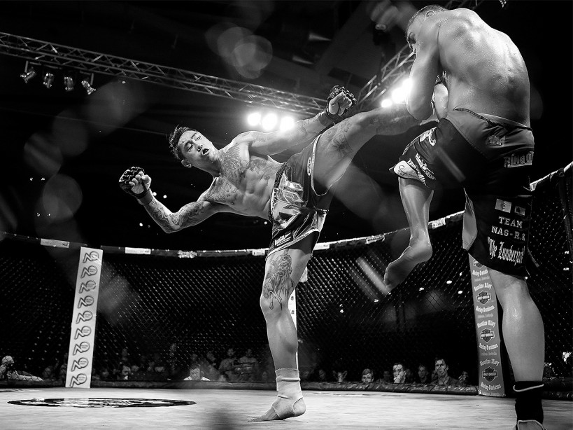 The MMA Training Routine To Get Jacked And Burn Fat Fast