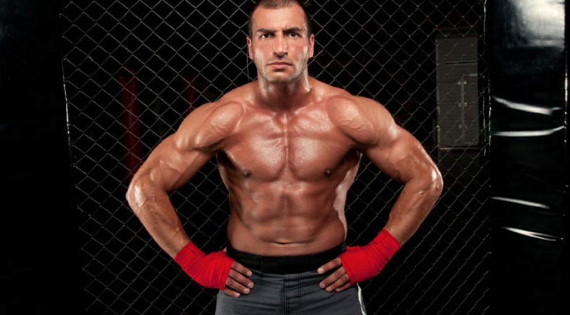 Train Like an MMA Warrior
