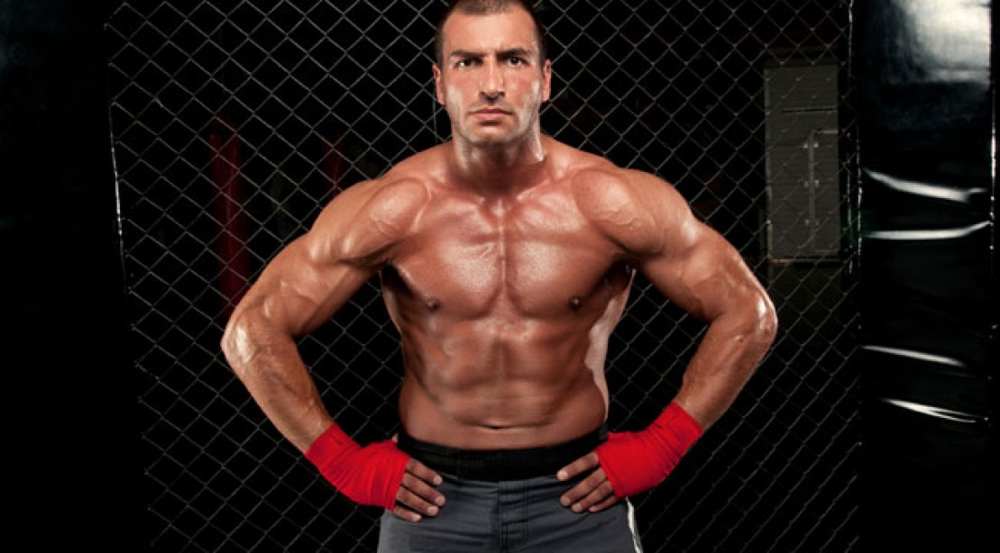 Mma Workout Endurance Strength Training Muscle Fitness