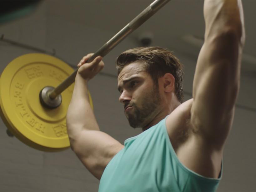 The 6-week Model Body workout plan