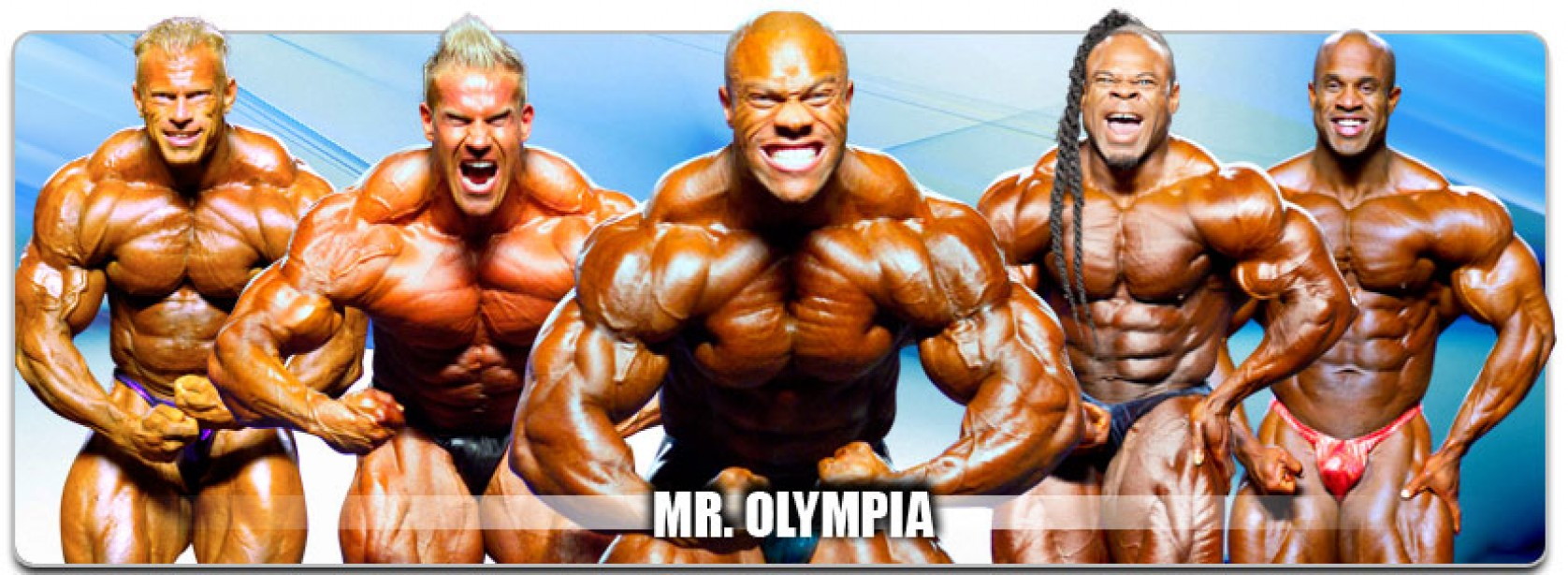 Ready For The 2012 Olympia?