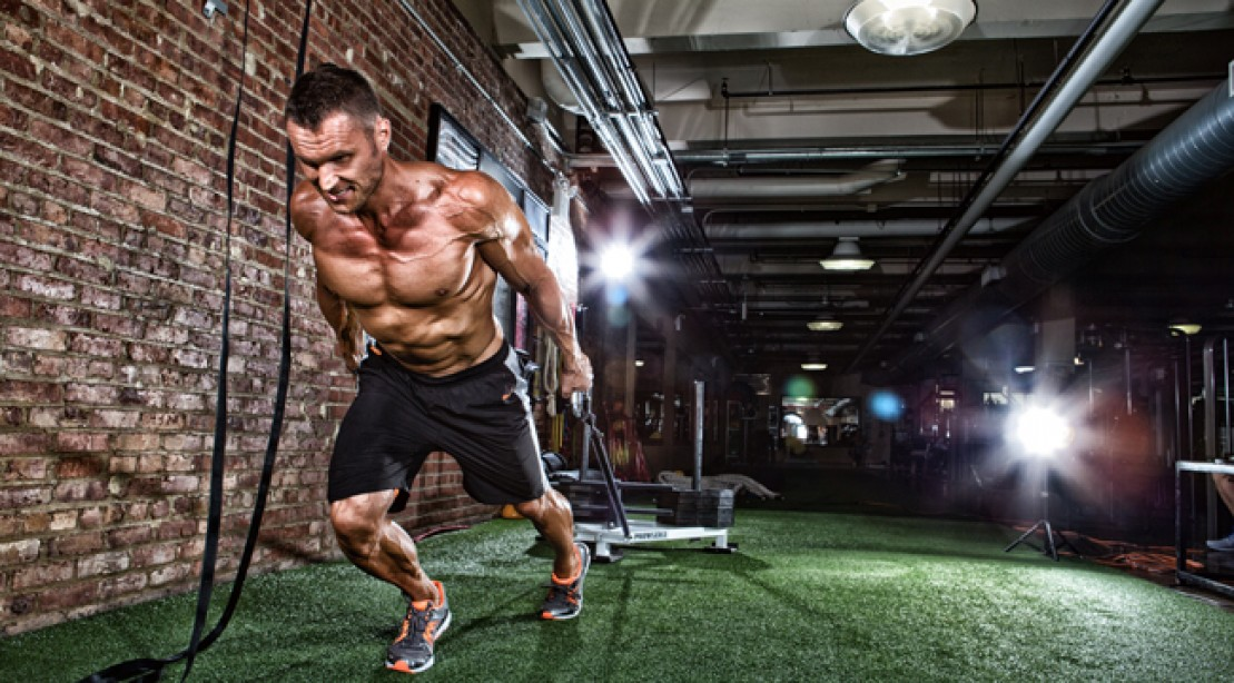 tough mudder endurance workout plan