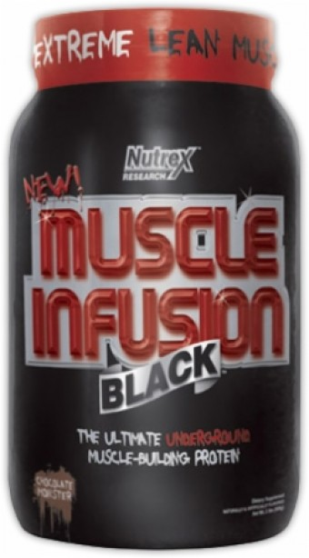 Muscle Infusion Black (Nutrex)