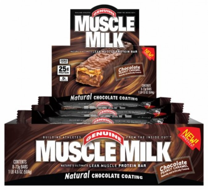 Muscle Milk Bar (CytoSport)