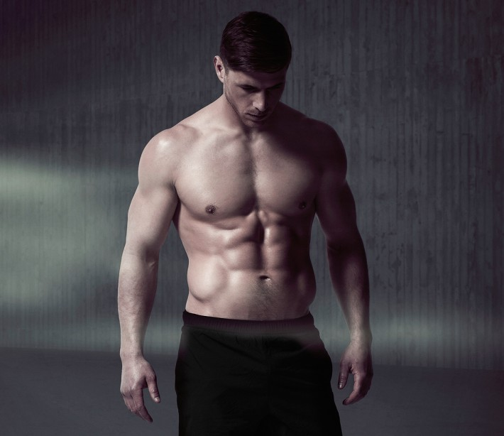 The upper-body big-muscle workout program