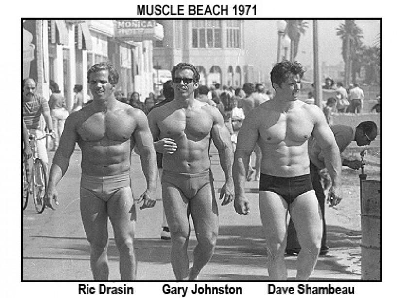 Gold's Gym and the Golden Era of Bodybuilding