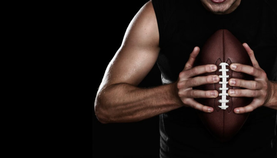 NFL Combine Muscle Training
