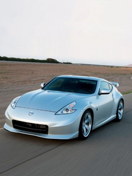 The 370Z NISMO - Nissan's Best Z Ever Has Nerves (and Abs) of Steel