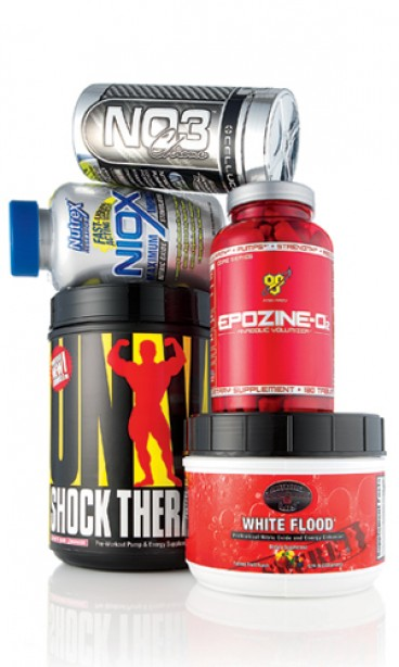 Help Blood Flow to Your Muscles With Nitric Oxide Boosters