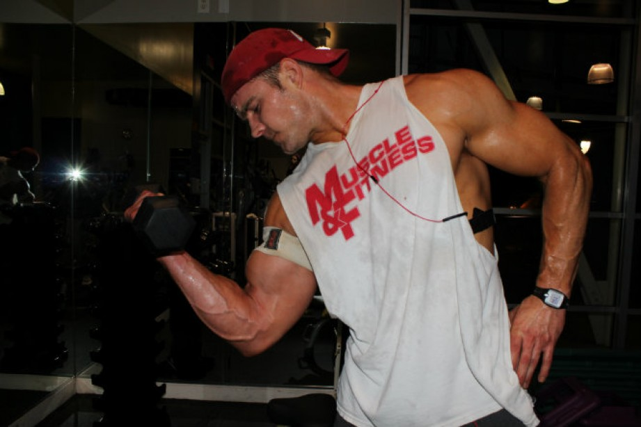 Occlusion Training: Get Bigger Lifting Lighter