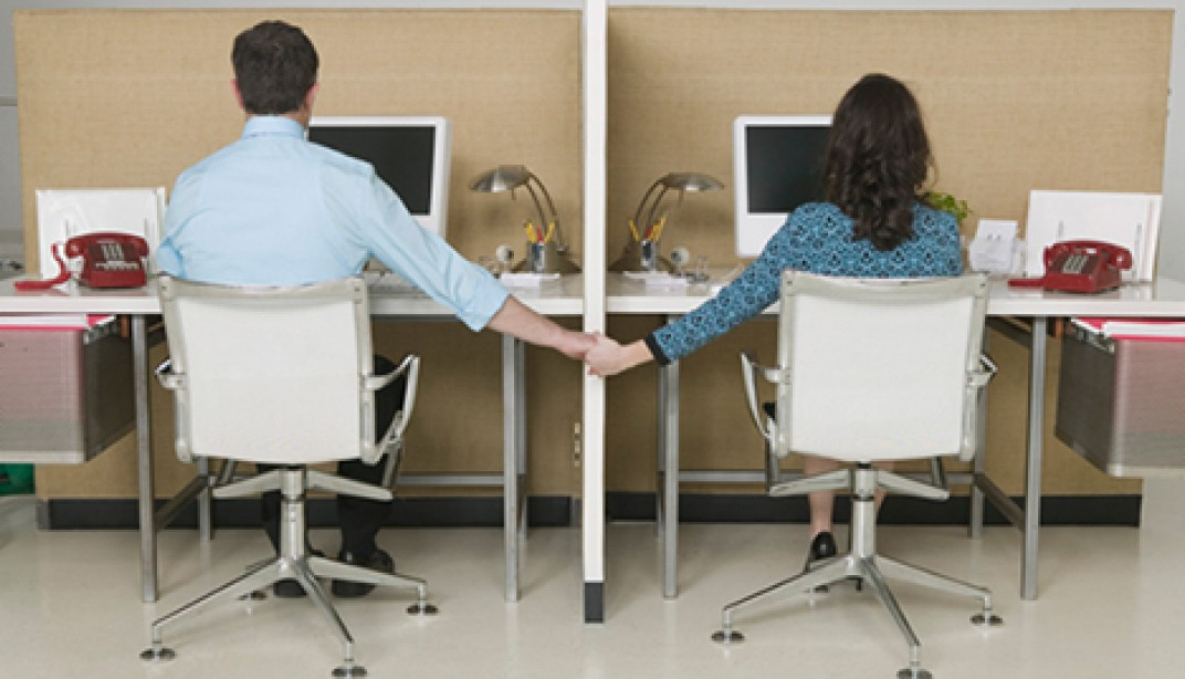 Will You Meet Your Next Girlfriend at Work?