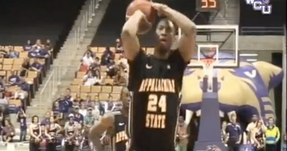 The Funniest Free Throw You'll Ever See