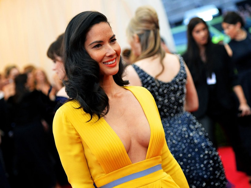 The 25 hottest photos of Olivia Munn   Muscle & Fitness