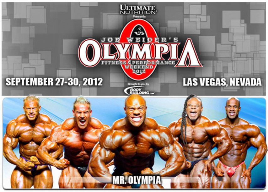 What's Happening at the M&F Olympia Booth