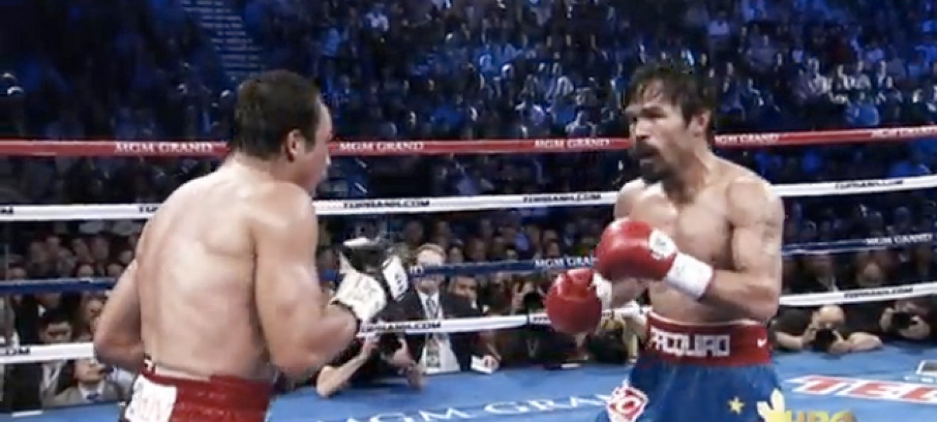 Warm Up for Pacquiao/Marquez IV With Their Greatest Hits