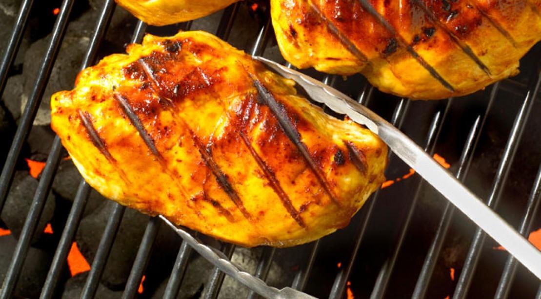 Paleo BBQ chicken recipe