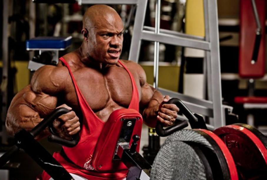 phil heath fitness tips