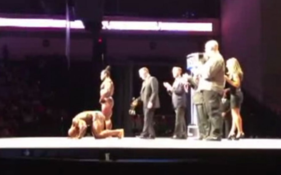 Phil Heath Holds on to His Mr. Olympia Crown