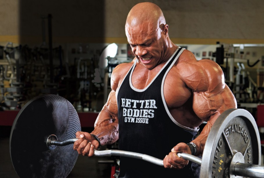 Training Tips from 2011 Mr. Olympia Phil Heath