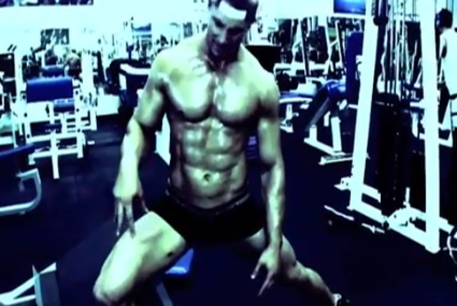Greg Plitt - LEGit Leg Workout Preview Video