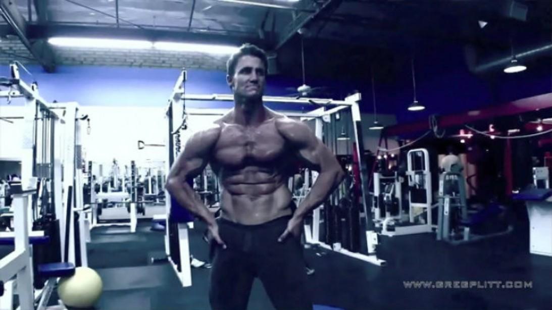 Greg Plitt - Abdominal Assault Workout Preview