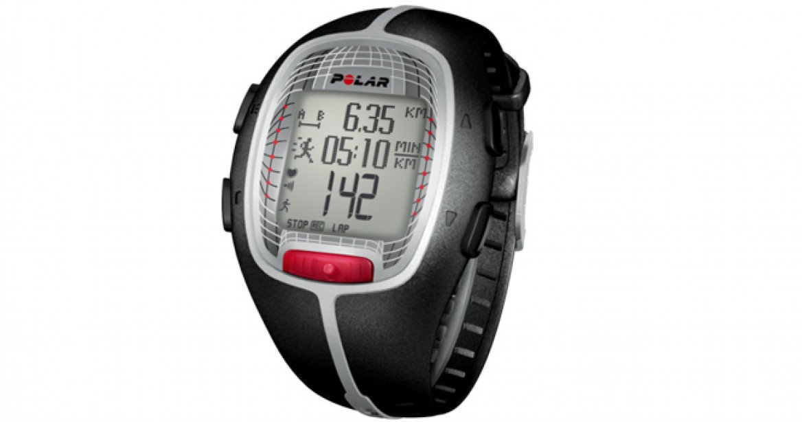 M&F's 12-Day Gift Guide: Polar Heart Rate Monitor Watch