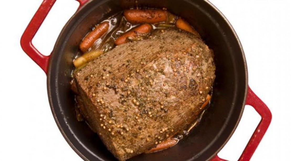 Super-Simple Pot Roast