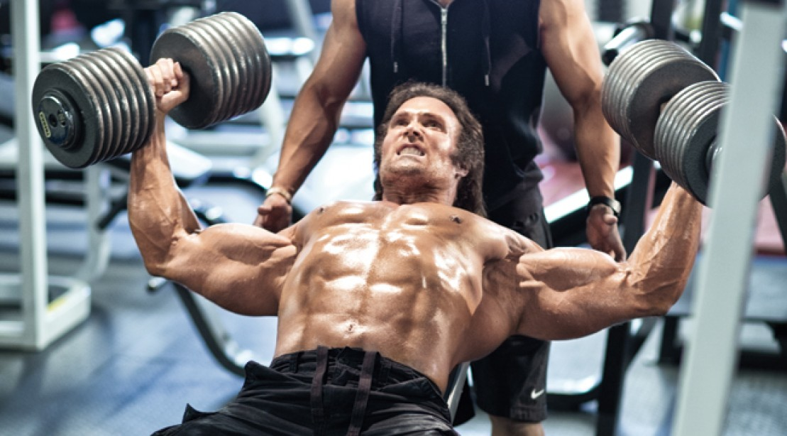 Power Bodybuilding Chest Workout