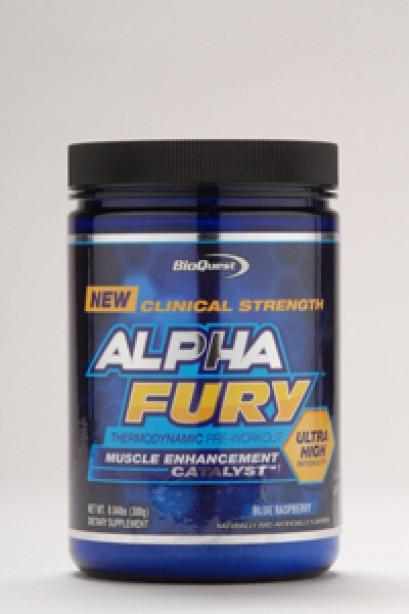 Alpha Fury