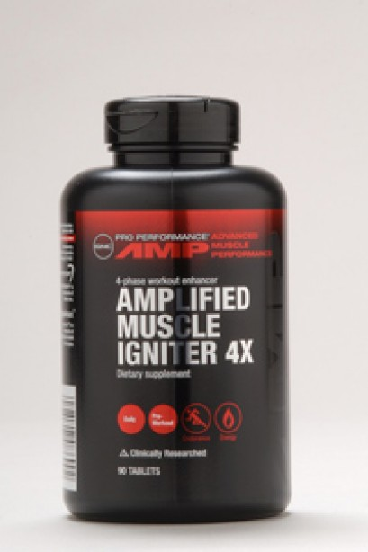Amp Amplified Muscle Igniter 4X
