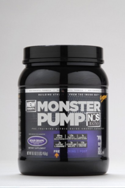 Monster Pump NOS