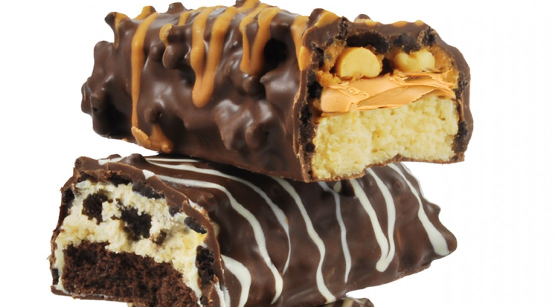 Protein Bars: Get Behind Bars