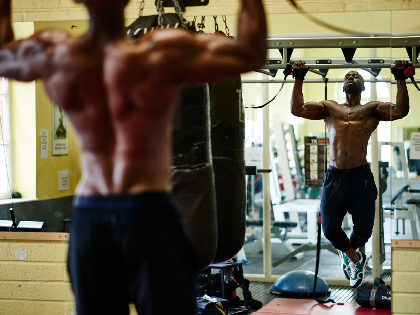 Pullup Superset