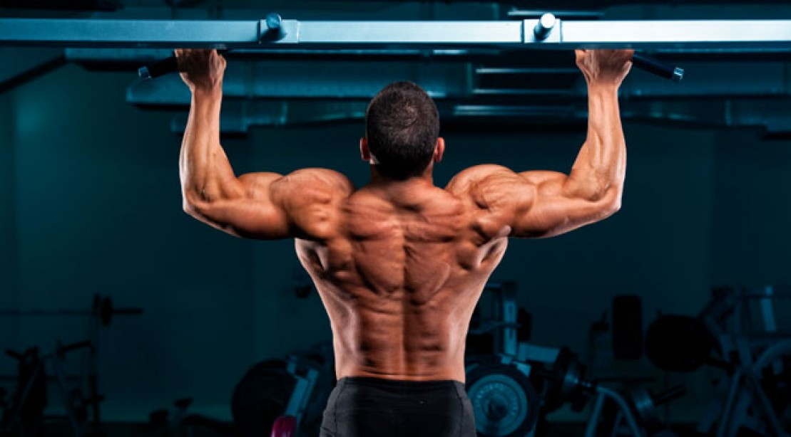 pull-ups for bigger back muscles