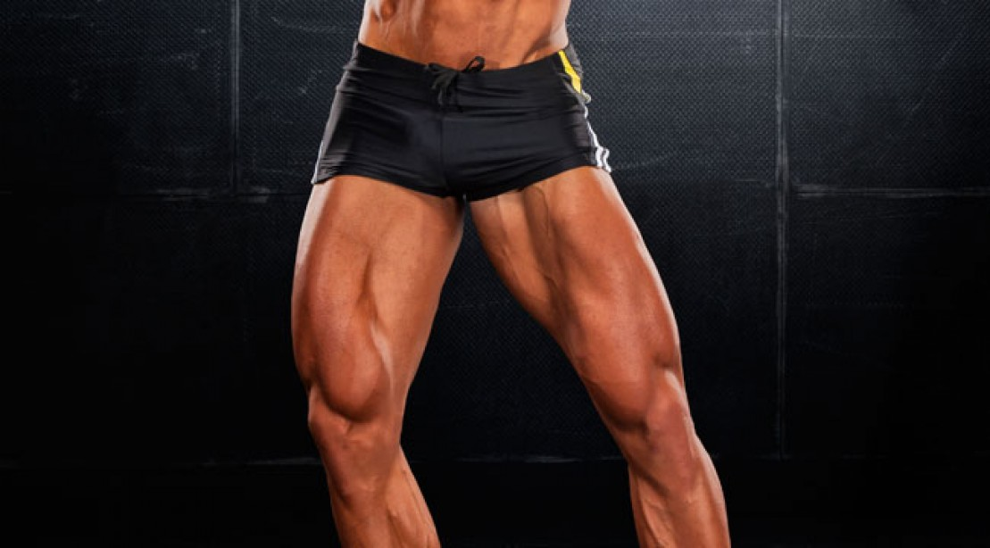 Find Your Footing for Legendary Quads