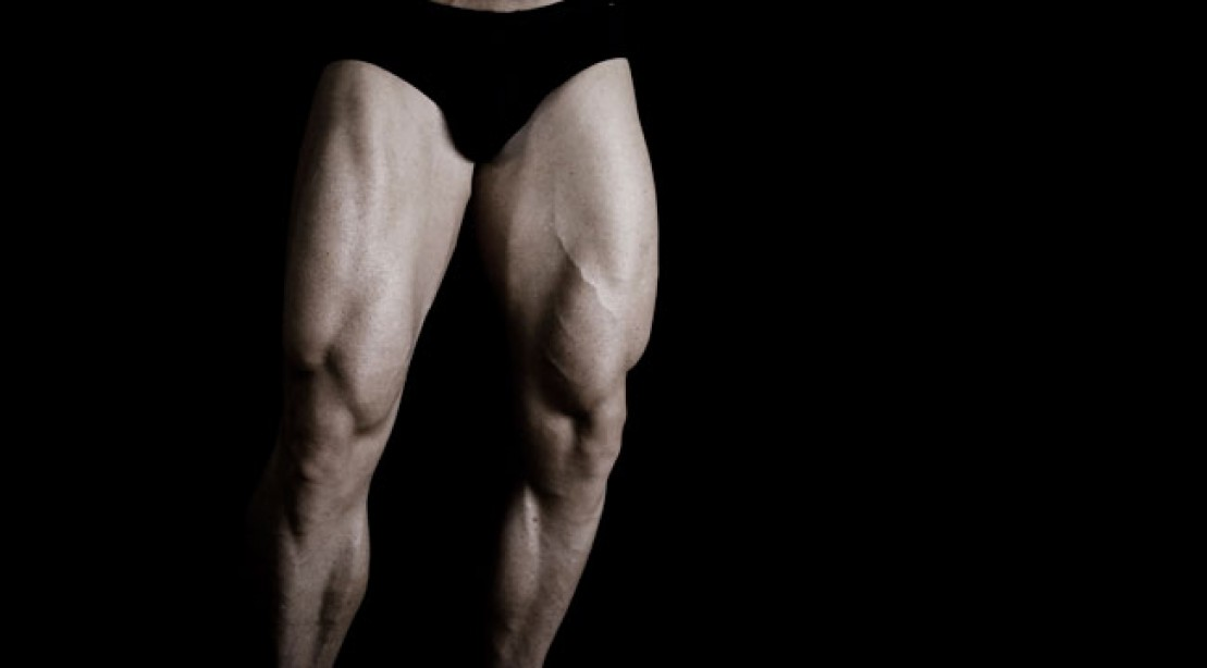 Attack Your Quads With This Intense Leg Workout