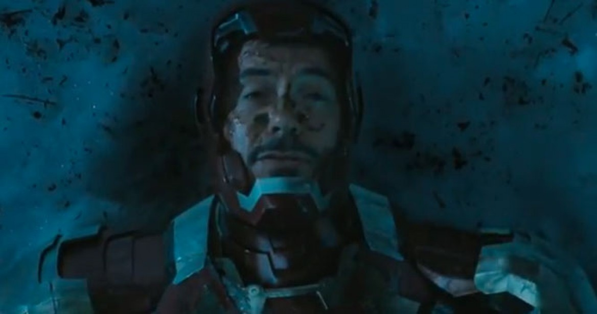 "Check Out the Awesome ""Iron Man 3"" Trailer!"