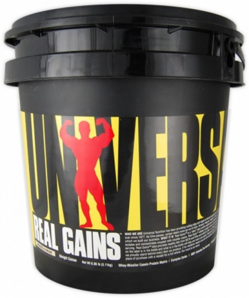 Real Gains (Universal)