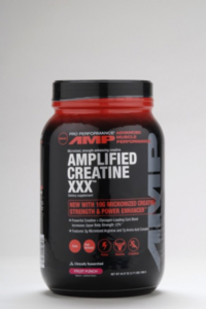 AMP Amplified Creatine XXX