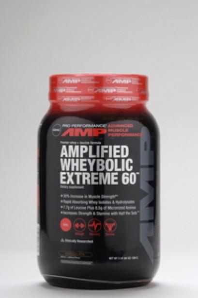 AMP Amplified Wheybolic Extreme 60