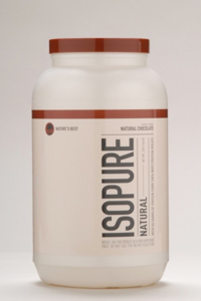 Isopure Natural